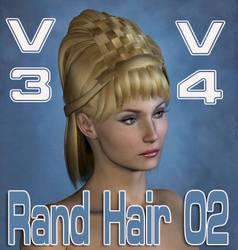 Rand 02 Hair by mylochka