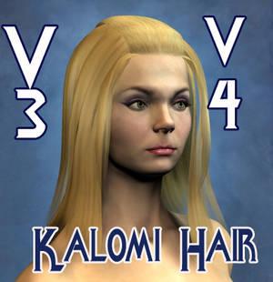 Kalomi Hair for V3 V4