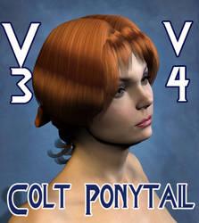 Yeoman Colt Hair for V3 V4 by mylochka