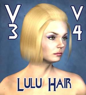 Lulu Hair for V3 and  V4