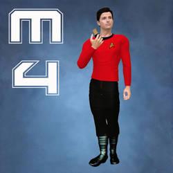 M4 Communicator Poses