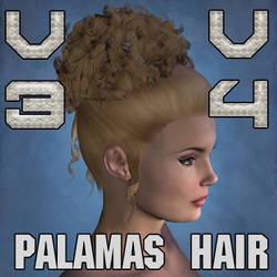 Palamas Hair for V3 V4 by mylochka