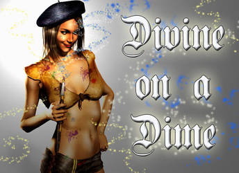Photoshop Tutorial - Divine Details by mylochka