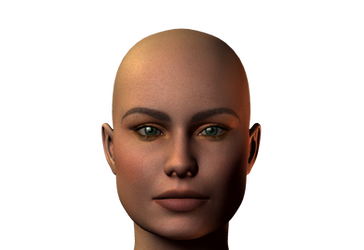 Face Test for Ael by mylochka
