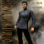 Romulan Uniform Textures for M4 Valiant