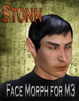 Stonn Face Morph for M3