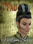 T'Pau Face Morph for V3