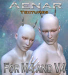 Aenar Textures for M4 and V4