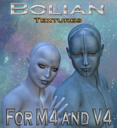 Bolian Textures for M4 and V4 by mylochka