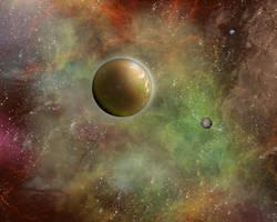 Copper Planet 02