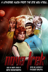 Nova Trek Poster 01 by mylochka