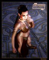 Slave T'Poleia in Bikini by mylochka