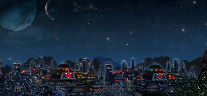 Klingon City Nitetime