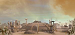 Vulcan City Morning