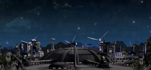 Vulcan City Nite by mylochka
