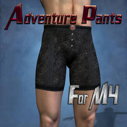 Adventure Pants for M4 by mylochka