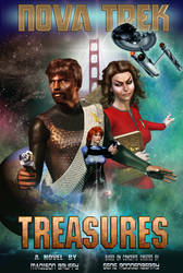 Nova Trek: Treasures Cover by mylochka