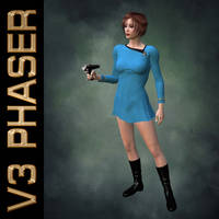 V3 Phaser Poses by mylochka