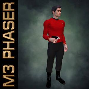 M3 Phaser Poses