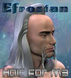 Efrosian Hair for M3 by mylochka