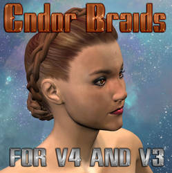 Endor Braids for V4 and V3 by mylochka