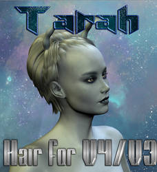 Tarah Hair V3/V4 by mylochka