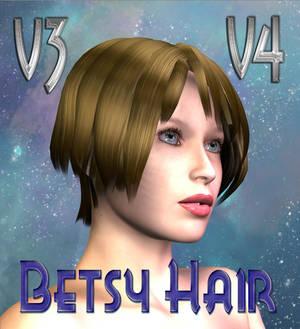 Betsy Hair for V4 and V3