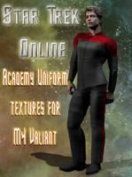 STO Academy Uniforms for M4 Valiant by mylochka