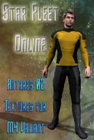 STO Antares Uniforms for M4 Valiant by mylochka