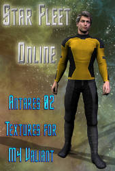 STO Antares Uniforms for M4 Valiant by mylochka