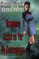 STO Academy Uniforms for V4 Courageous by mylochka
