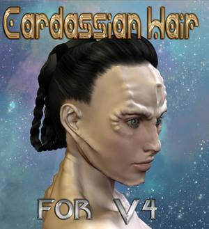 Cardassian Hair for V4