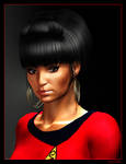 Uhura Portrait 03