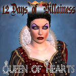 12 Days of Villainess -- Red Queen