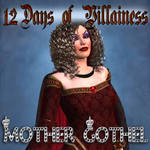 12 Days of Villainess -- Mother Gothel