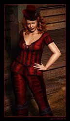 Lady Simma 02 by mylochka
