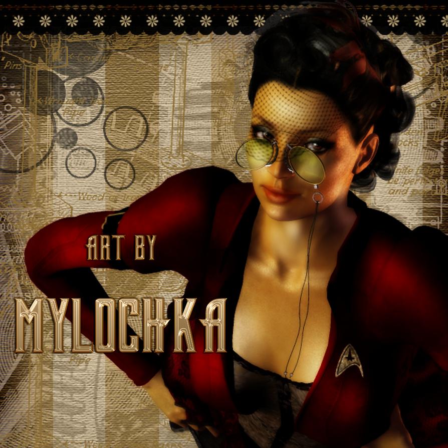 Art by Mylochka by mylochka