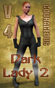 DarkLady 02 for V4 Courageous