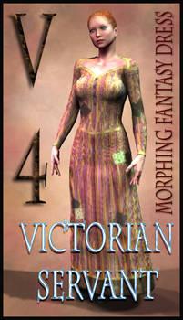Victorian Servant for Morphing Fantasy Dress