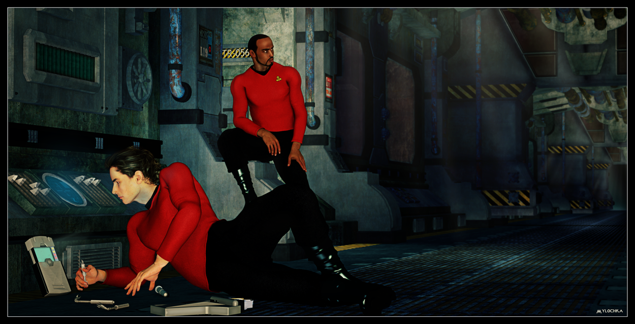 Redshirts 01 by mylochka