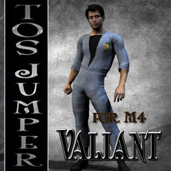 TOS Jumpsuit texture for M4 Valiant by mylochka