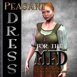 Peasant Dress Textures for the MFD