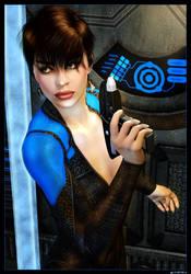 Star Trek Online T'Pol 02 by mylochka