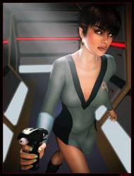 Alternate Universe T'Pol by mylochka