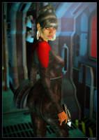 STO Uniform Uhura by mylochka