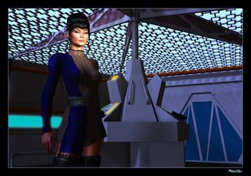 Romulan T'Pring 02 by mylochka