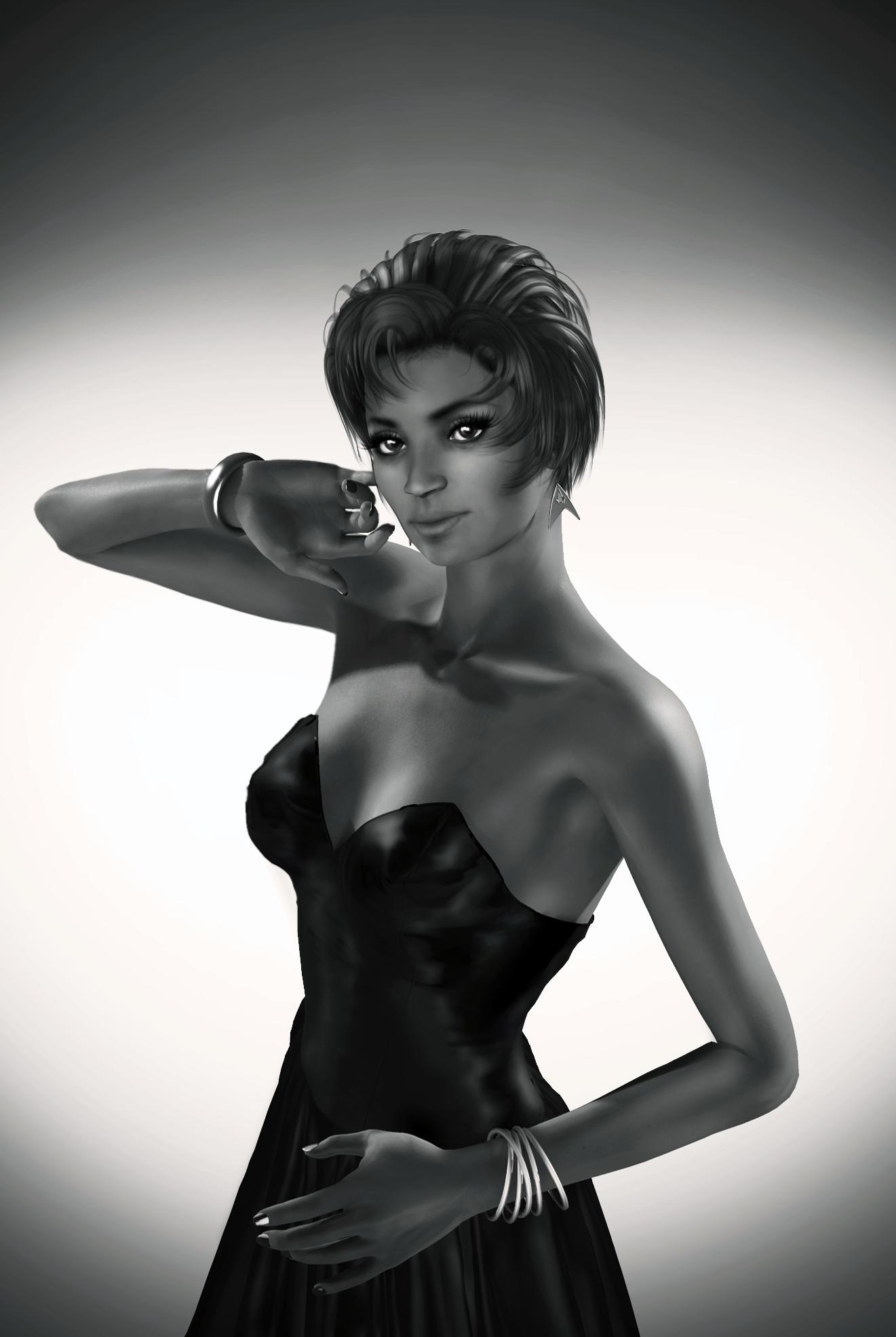 Hollywood Glamor Uhura 01