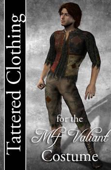 Tattered Clothing for M4 Valiant
