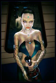Cardassian Lady 02