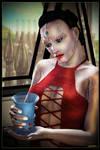 Cardassian Lady 04